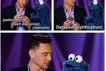 Tom Hiddleston, everyone!