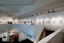 Installation Shots - BA/BFA/MFA exhibitions April 2013
