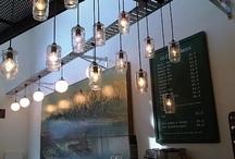 Lightning & ceilings