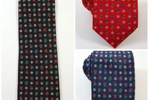 Christmas Necktie Fashion