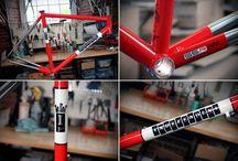 Bespoke Bike Brand Logos