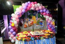 Blancanieves balloon