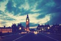 Places / My dream is to visit all these beautiful places. I hope one day my dream will come true. :D