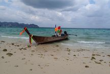 Mai Thailand / Tips, recommendations and photos from my trip to Thailand. Includes Krabi, Koh Samui, and Koh Tao.  / by Chelsea Layne