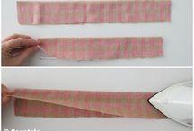 cintura con elástico y adhesivo