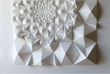 paper sculpture & sculpting