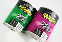 Diggers / Diggers // packaging design, brand refresh