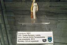 RZEŹBA Polska / Dział Rzeźby i Ceramiki - Muzeum Miniaturowej Sztuki Profesjonalnej Henryk Jan Dominiak w Tychach
