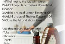 Young Living Essential Oils / Essential oils and ways to use them :)