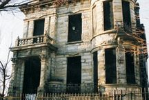 Abandoned / Forgotten but not gone ...
