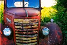 Classic Truck / by Cheryl Allen