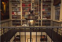 Library/bookshelf / A house without books is like a room without windows