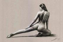 fotografía desnudo