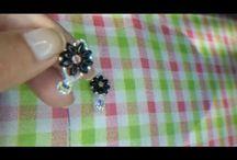 beads / orecchini  superduo tutorial 1/2