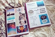 Notebooks♥