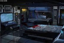 Sci-FI: Interior