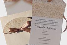Wedding & Baptism Invitations/Deco