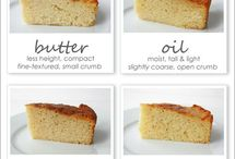 Cake- Baking how to's and science  / by Andrea Measom