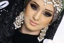 makyaj hijab