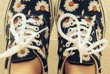 Zapatillas para pintar