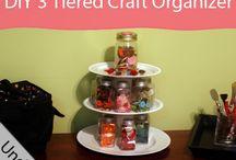 Craft Room Ideas / by Noel Franke