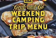 Camp Out / Camping tips, tricks and recipes