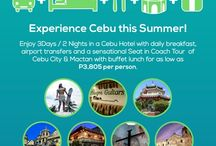 Cebu Tour Packages / Tour packages I found on tours in #Cebu #Philippines
