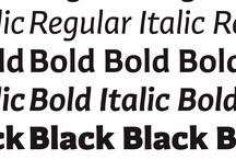 Superfamilien / Eine Superfamilie (oder Schriftsippe) ist in mindestens zwei Klassen zu Hause. Zum Beispiel Sans-Serif und Slab-Serif. In beiden Familien bietet sie mehrere Strichstärken wie Regular, Medium, Bold, und Extrabold, alle mit echten Kursiven und einem umfangreichen Zeichenvorrat, wie Alternates und Ligaturen. Superfamilien bei FontShop: http://www.fontshop.com/fontlist/super_families/