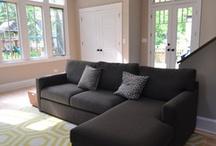 Living Room / Living room design ideas and inspiration