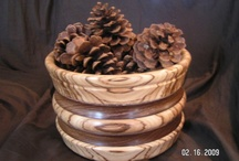 Hand carved display bowl / by Daniel Frank