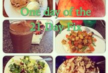 Food preparation / Great inspiration for planning healthy meals-to-go for work :)