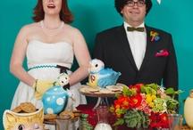 'Retro' Inspired Weddings