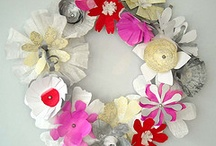 wreaths / by Chloe+Isabel