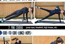 snowboarding workouts