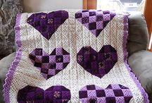 Crochet et tapisserie