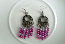 Jewelry Earrings / Handmade Jewelry