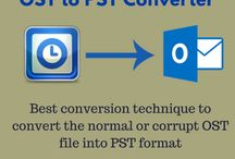 OST to PST conversion solution