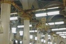 Masjid-e-Nabvi / Madina Medina Masjid Prophet Muhammad