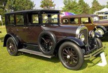 Classic 1923 Vehicles