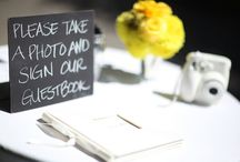 Wedding ideas / Deco