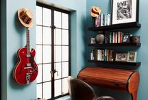 Guitars- Hang & Display Ideas