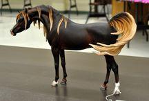 Model horses / Breyer, shclech, mini whinnies, barns, ect.