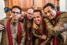 Dashing Groomsmen / by The Big Fat Indian Wedding®