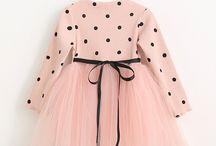 vestidos de invierno para nena