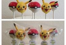 Pokemon Birthday Party / by Lena Maximova Sutherland
