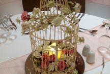 A Vintage Wedding / Decor ideas from Savage Wedding Services (www.savage-weddings.co.uk) for a Vintage Wedding Theme