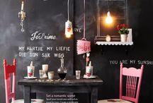 Cafetería ideas
