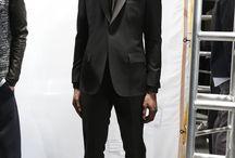 Man dress