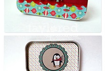 tins / by Paula Touhey
