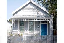 Painting da house